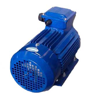 electric industrial fan motor